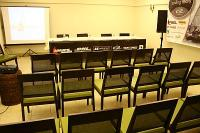 Konferenzraum im Echo Residence All Suite Luxury Hotel in Tihany, am Balaton