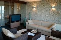 Suite im Echo Residence All Suite Luxury Hotel in Tihany, am Plattensee