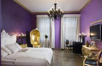 Design Hotel in Budapest - Die elegante Luxus-Suite des Hotels Soho