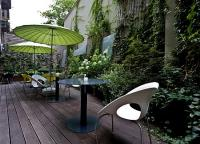 Terrasse des Design Hotels Lanchid 19